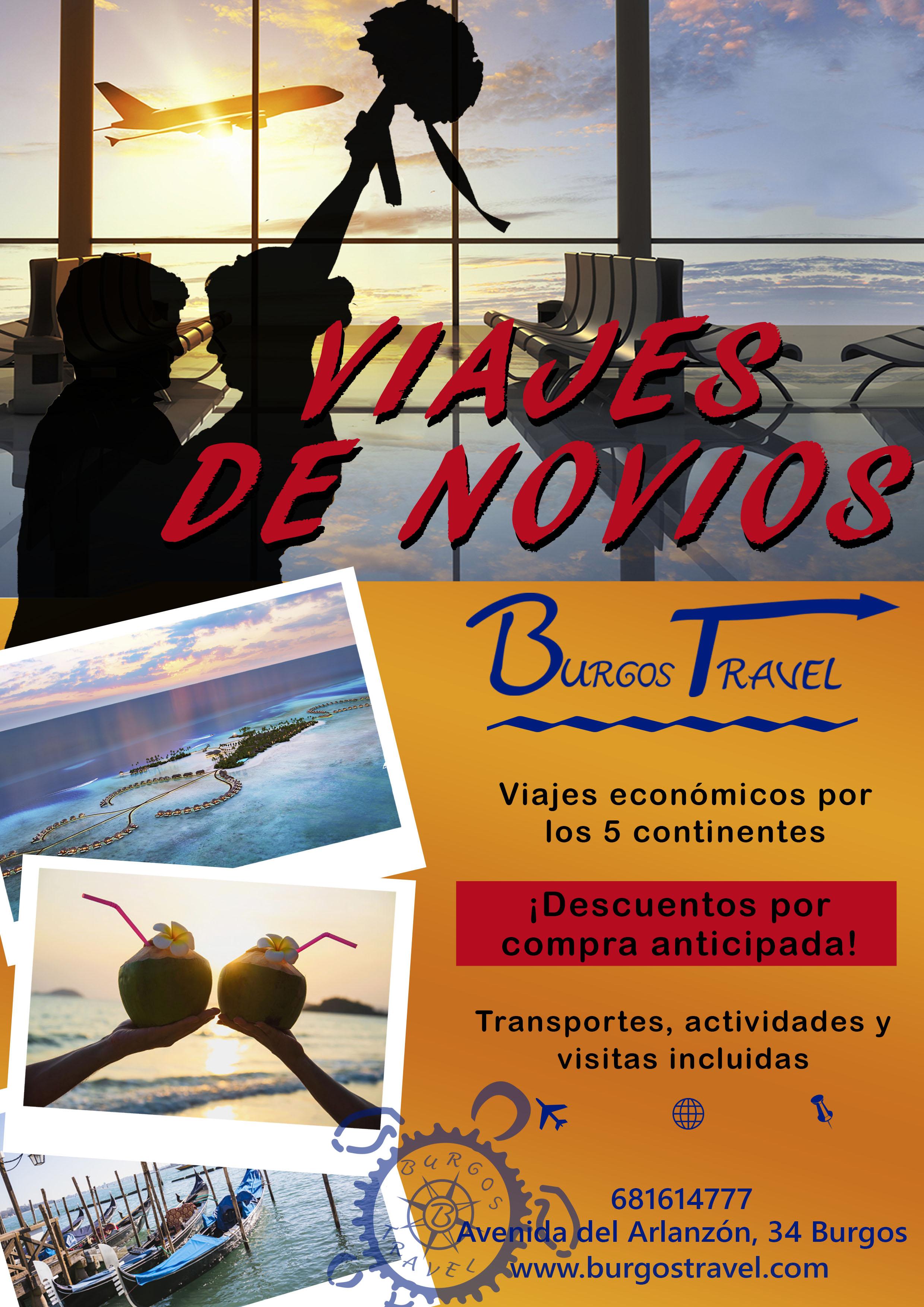 Viajes de novios Burgos Travel